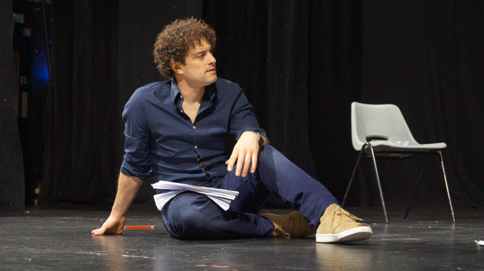 Lee Mead STWOM