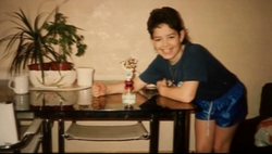 Lee Mead VT a young Lee