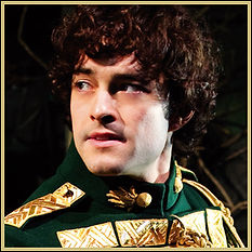 Lee Mead in wicked on Meadaholics