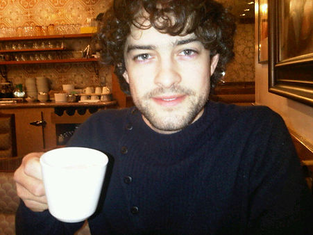 Lee Mead coffee in NY