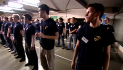 Selecting the final 28
