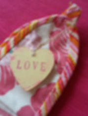 SignedToot Sweet Bag heart 2