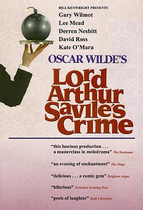 Poster Lord Arthur Saviles Crime