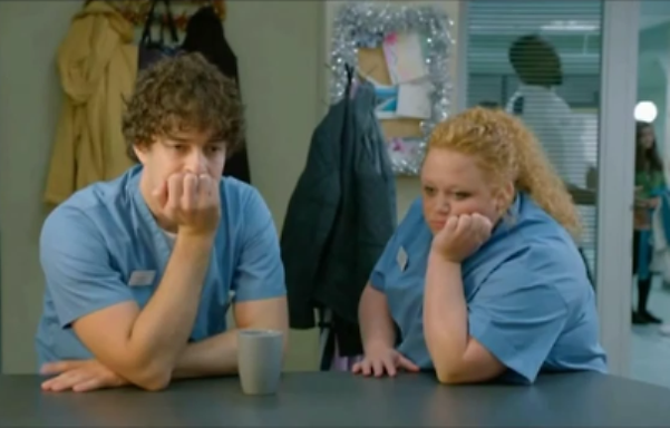 Lee Mead Amanda Henderson Casualty
