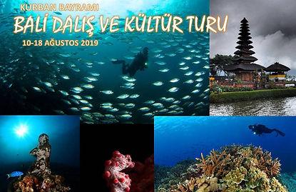 Bali Dalış ve Kültür Turu Ağustos 2019_.