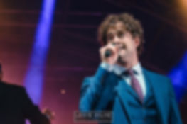 Lee Mead Glamis Prom 2017
