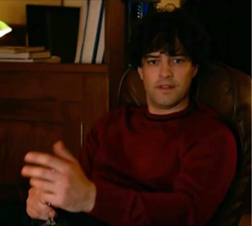 Lee Mead in Casualty