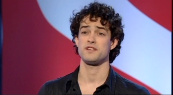 Lee Mead at the London callbacks