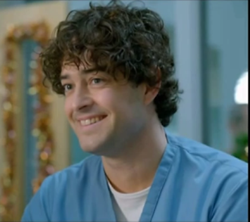 Lee Mead as Lofty in Casualty