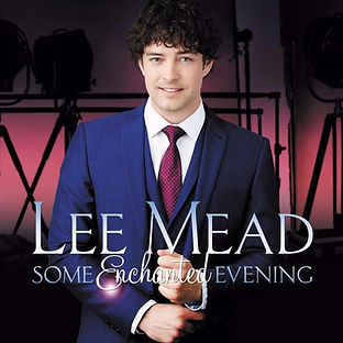 Lee Mead Album cover