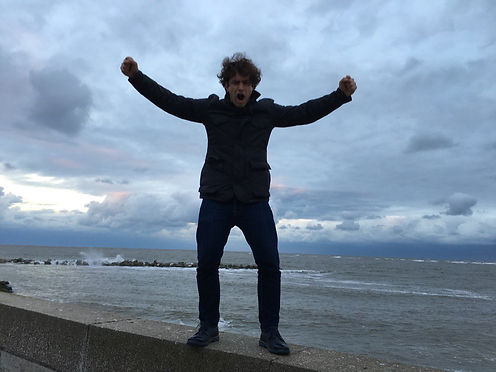 Lee Mead King of the North Sea