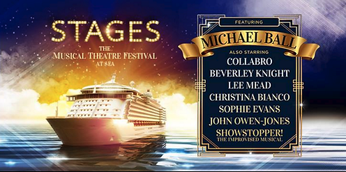 2018 Stage musical theatre at sea
