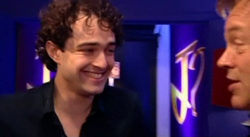 Lee Mead pleased to be through