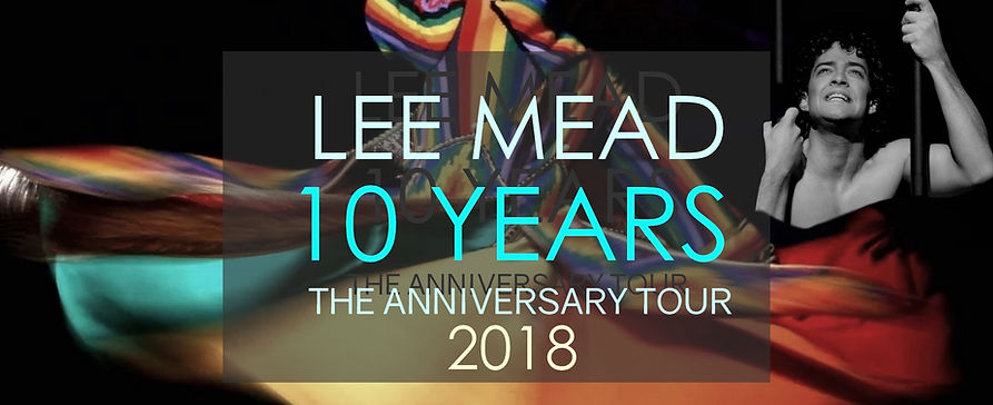 Lee Mead 10 years On