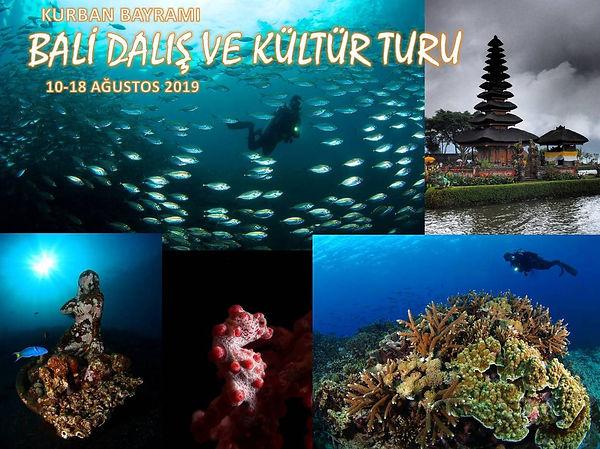 Bali Dalış ve Kültür Turu Ağustos 2019.j