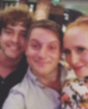 Lee Mead Matt Gillett Joanna Goodwin (@jogoodwin87)
