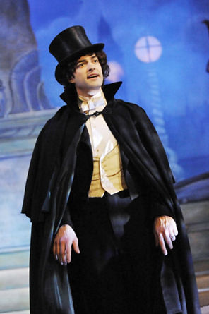 Lee Mead Lord Arthur Saviles Crime
