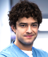 Lee Mead in BBC 1 Casualty