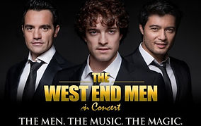 Lee Mead west end men on Meadaholics