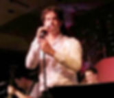 Lee Mead at the pheasantry 1 concert on Meadaholics