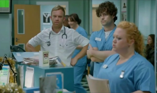 Casualty - Home for Christmas Lee Mead