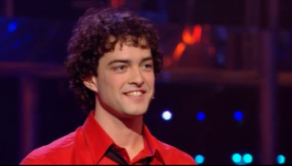 Lee Mead solo facing the Judges