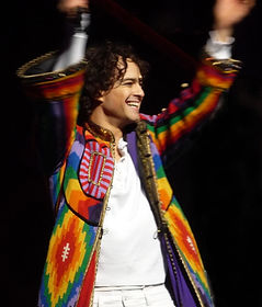 Lee mead the last Joseph