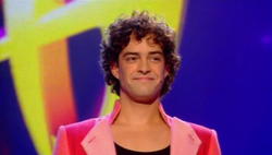 Lee Mead through to final 8
