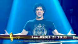 Lee Mead group song Pinball wizard