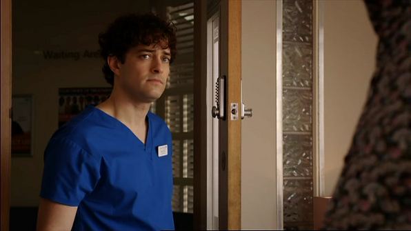 Lee Mead S19 E39 Keeping the Faith