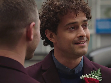 Loft & Dom Wedding Holby City