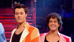 Lee Mead group opening show 3