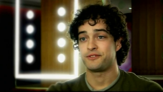 Lee Mead VT chat live show 2