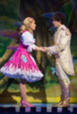 Natasha J Barnes & Lee Mead-Cinderella