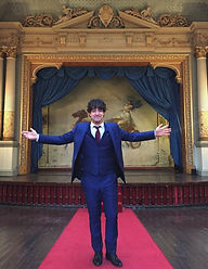 Lee Mead craigynos castle1