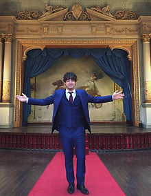 Lee Mead craigynos castle