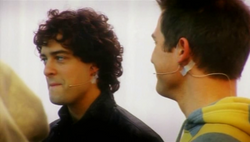 Lee Mead VT with Daniel