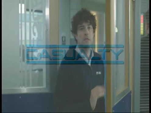 Lee Mead, Casualty,Lofty