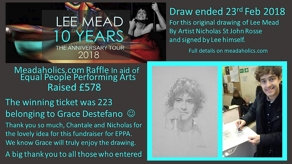 Meadaholics Picture Raffle