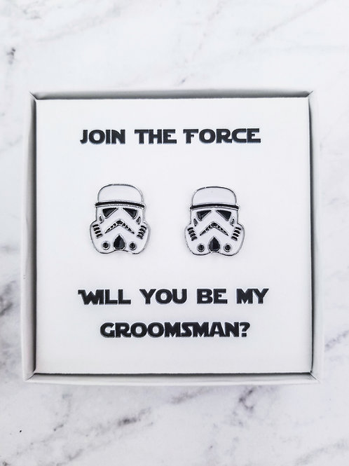 Join the Force Cufflinks