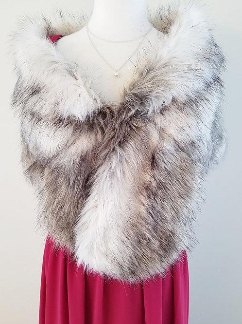 Luxury faux fur
