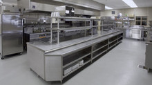 When do I need a commercial kitchen?