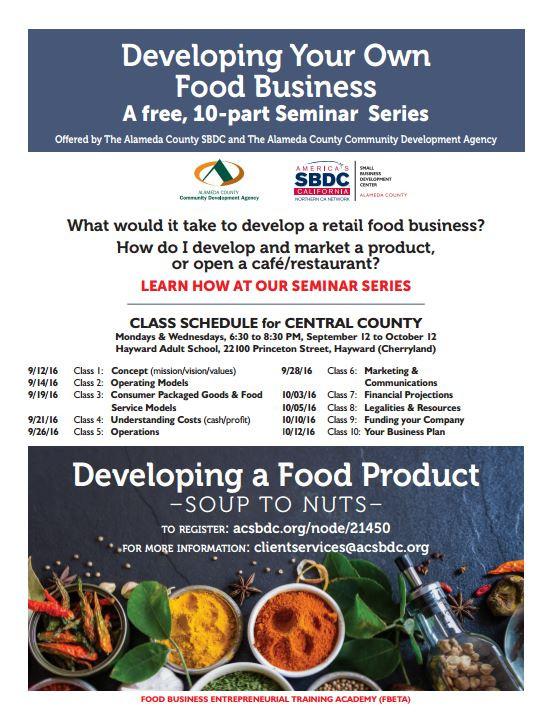 Flyer - free seminars