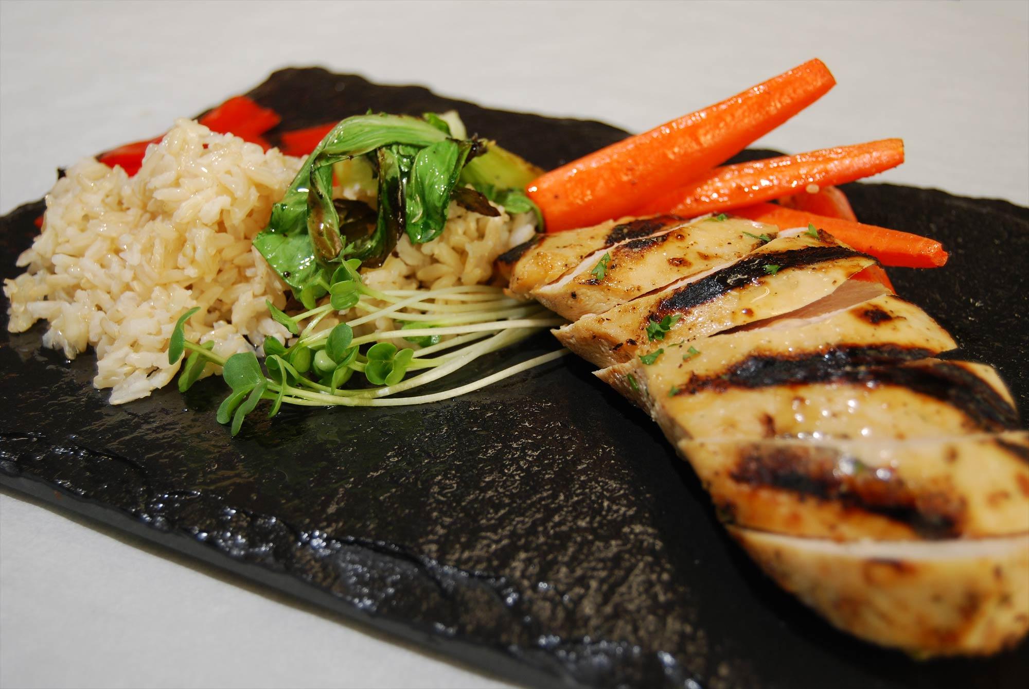 Chicken & rice