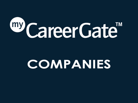 Talente suchen war gestern. myCareerGate für Firmen!