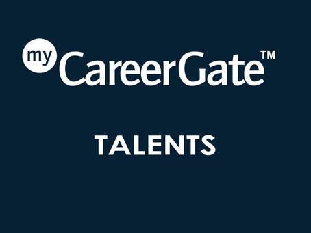 myCareerGate                                     Dein Karriere Accelerator