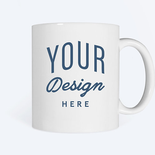 Company Logo Custom Coffee Mug