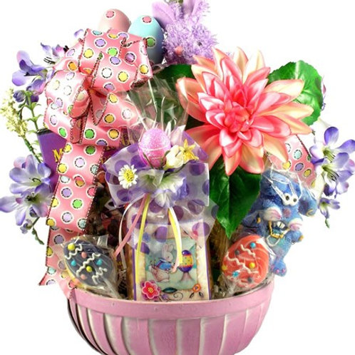 Kids Easter Basket for Family Fun