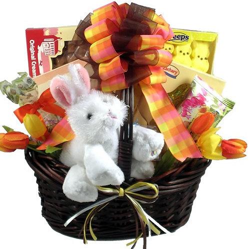 Bunny Business Kids Gift Basket for Easter
