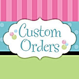 Custom Orders Logo for Treasures Made Just Because Newark, NJ